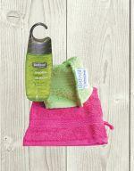 Omega pharma: promotionele actie met gratis washandje