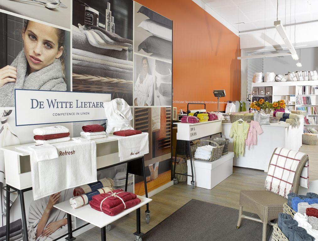 De Witte Lietaer.Fabriekswinkel De Witte Lietaer